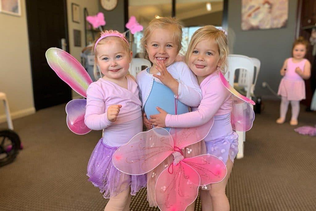 Preschool Dance Classes in Mudgee