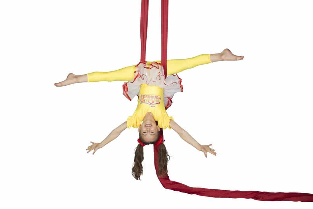 Circus and Aerial Dance Classes in Mudgee